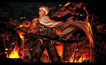 Fate Stay Night Archer Wallpaper