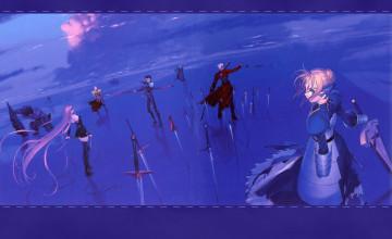 Fate Stay Night Wallpaper Konachan