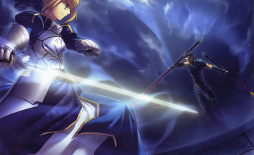 Fate Zero HD Wallpaper