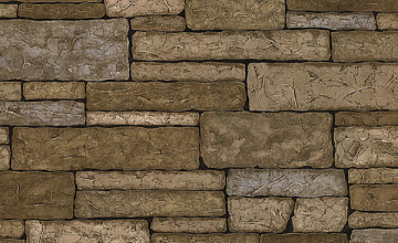 Faux Brick Textured Wallpaper