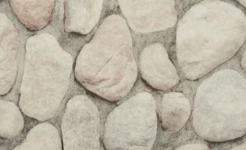 Faux River Rock Wallpaper Wallcoverings