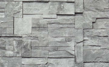 Faux Stone Wallpaper