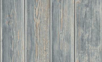 Faux Wood Paneling Wallpaper