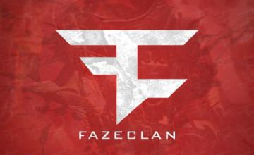 FaZe Logo iPhone Wallpaper