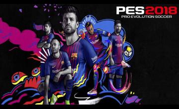 FC Barcelona 2018 Wallpapers