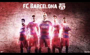 FC Barcelona Wallpaper 2016