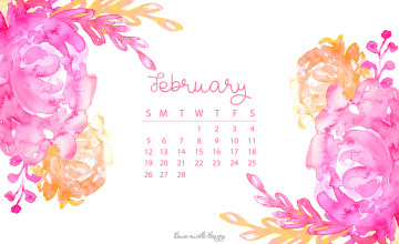 February 2018 Wallpapers