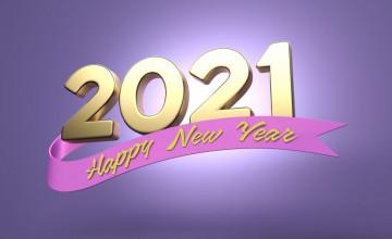 Feliz 2021 Wallpapers