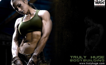 Female Fitness Wallpaper