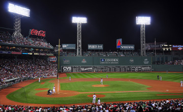Fenway Park Screensavers and Wallpapers