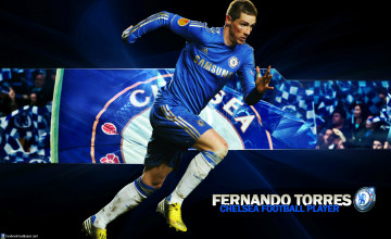 Fernando Torres Desktop Wallpaper