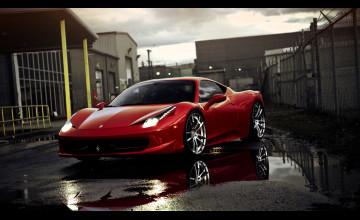 Ferrari 458 Italia Wallpaper Hd