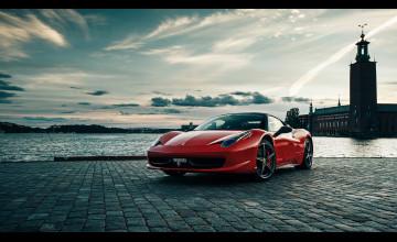 Ferrari 458 Italia Wallpapers