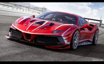 Ferrari 488 Challenge Evo 2020 Wallpapers