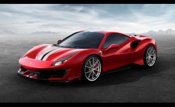 Ferrari 488 Pista Wallpapers