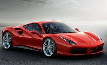 Ferrari 488 Wallpapers