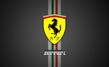 Ferrari Badge Wallpaper