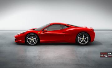 Ferrari Italia 458 Wallpaper