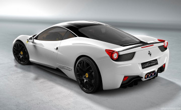 Ferrari Italia Wallpaper