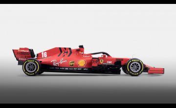 Ferrari SF1000 Wallpapers