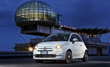 Fiat 500 2019 Wallpapers
