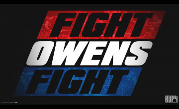 Fight Owens Fight Wallpaper