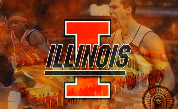 Fighting Illini Basketball Wallpaper