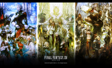Final Fantasy 14 Wallpaper