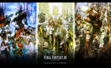Final Fantasy 14 Wallpaper