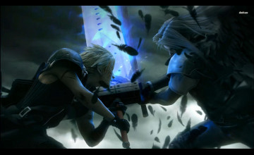 Final Fantasy Advent Children Wallpaper