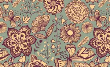 Find Old Wallpaper Patterns