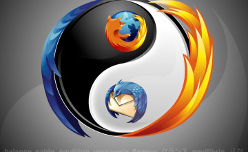Firefox Wallpaper Themes
