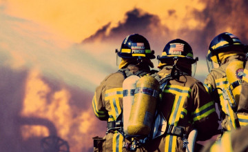 Fireman Wallpaper