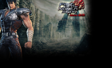 Fist Of The North Star Ken S Rage Wallpaper