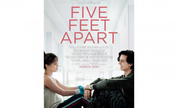 Five Feet Apart Wallpapers