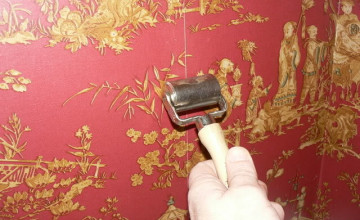 Fixing Wallpaper Seams Splitting