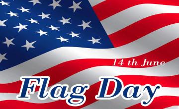 Flag Day Desktop Wallpaper