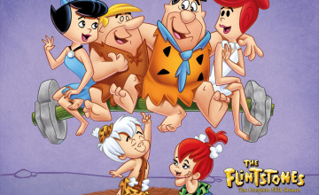 Flintstones Backgrounds