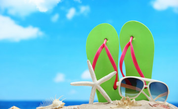 Flip Flop Backgrounds Wallpaper