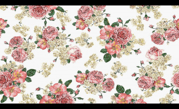 Floral Wallpaper Patterns