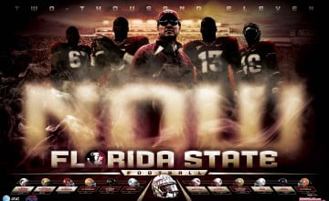 Florida State Football Desktop Wallpaper