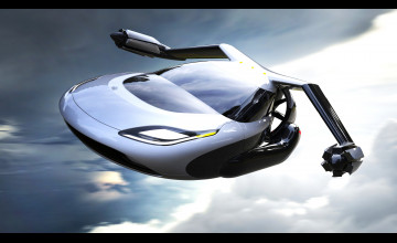 Flying Cars Wallpapers