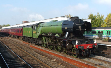 Flying Scotsman Wallpapers