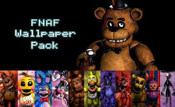 FNAF 3 Wallpaper Pack