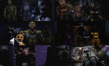 FNAF 4 Wallpaper Download