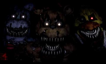 FNAF Nightmare Wallpaper
