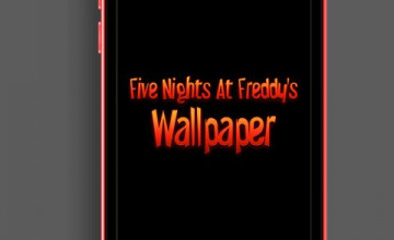 FNAF Wallpaper for iPad