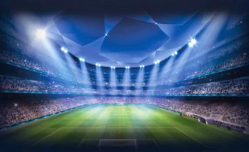 Football Field Wallpaper