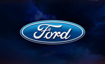 Ford Emblem Wallpaper