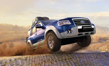 Ford Endeavour Wallpapers